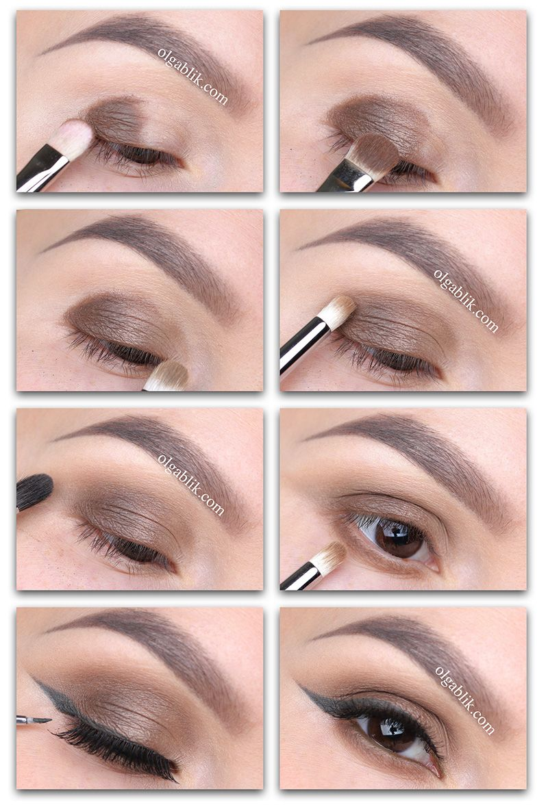 Clarins 4 colour eyeshadow palette makeup makeup tutorial step clarins 4 colour eyeshadow palette makeup baditri Image collections