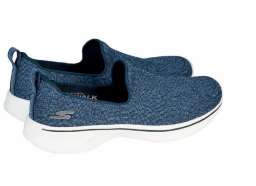 New Womens Skechers Sketchers Go Walk 4 Walking Shoe Size 6