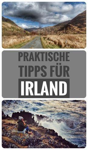 Irland - Die besten Geheimtipps für die grüne Insel! Salty toes Reiseblog #vacationlooks