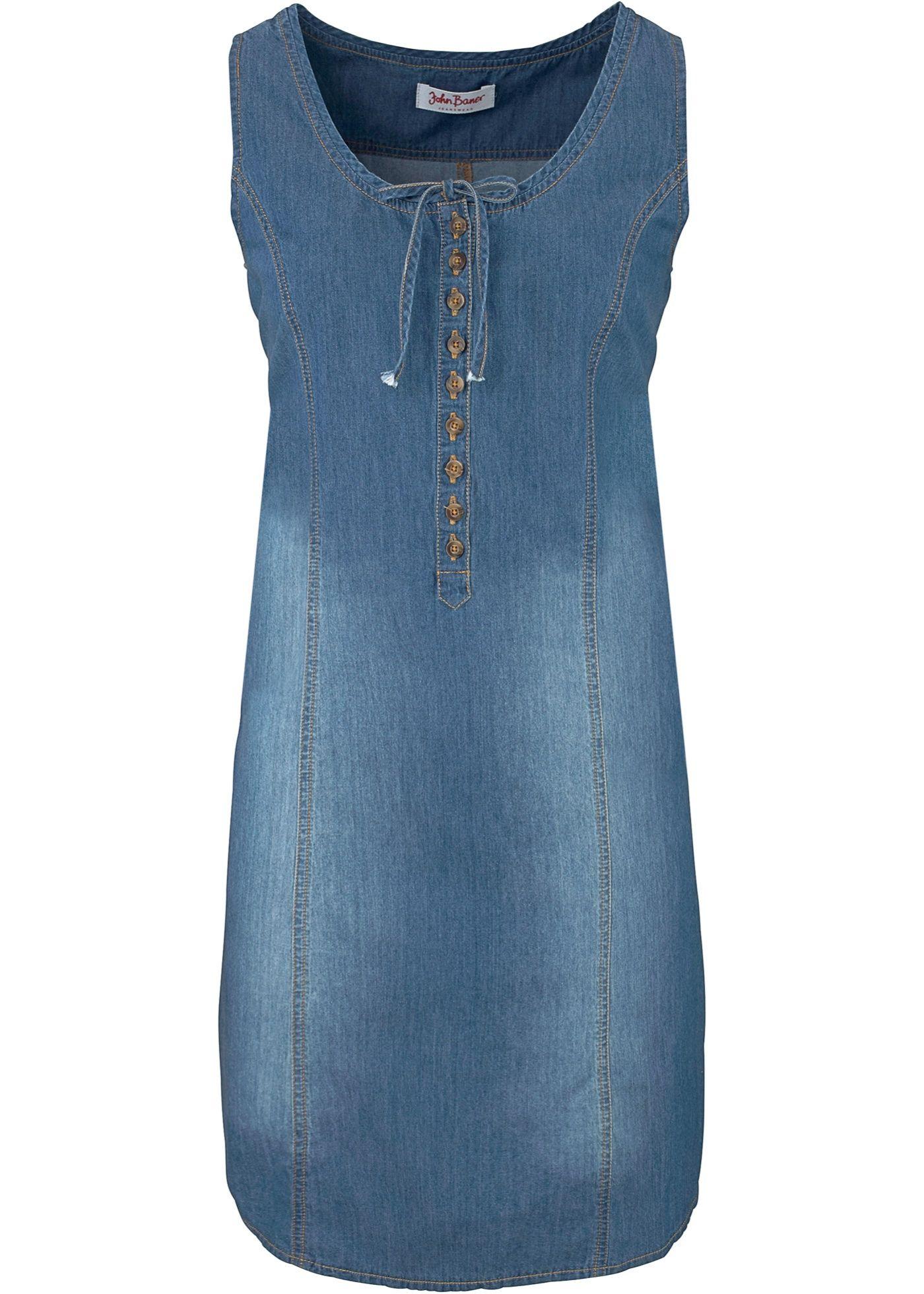 Damen Jeanskleider jetzt entdecken | online bei bonprix