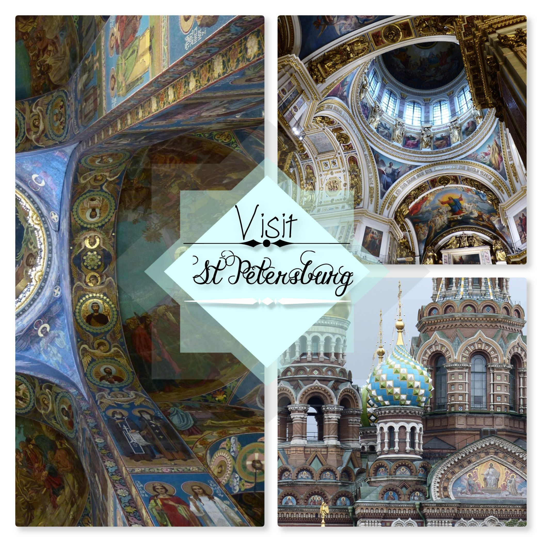 Don't miss anything on your trip to St Petersburg.