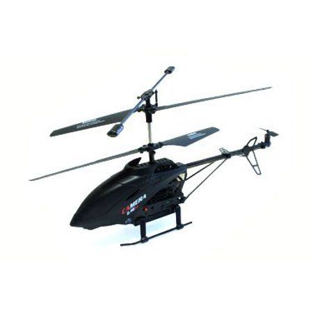 New with Video Camera! UDI U13A 3 Channel 2 4GHz Metal RC Helicopter