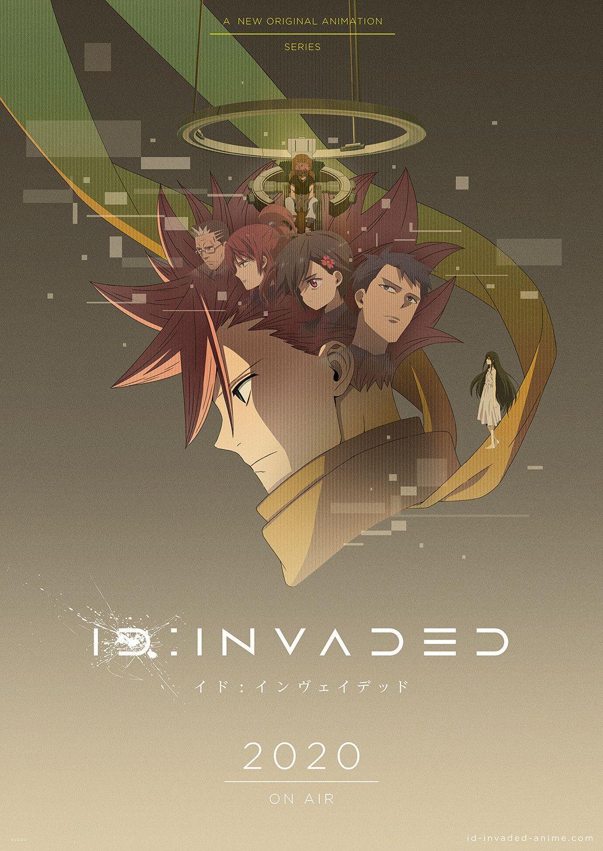 Une nouvelle vidéo promotionnelle pour l'anime original ID
