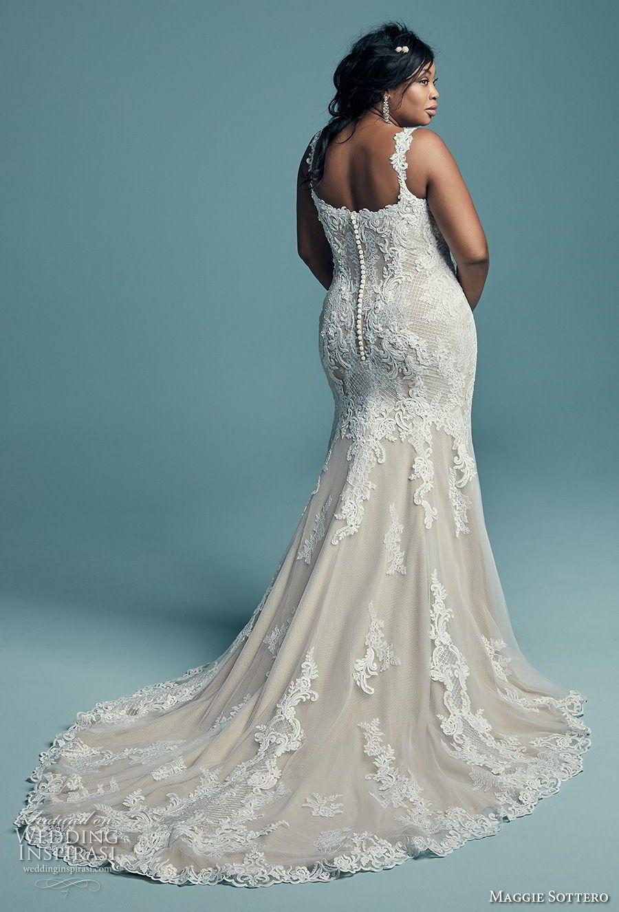 Elegant mermaid wedding dresses  Maggie Sottero Fall  Wedding Dresses u ucLucienneud Bridal