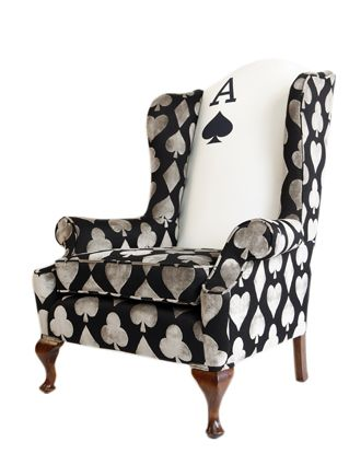 Ace of Spades chair