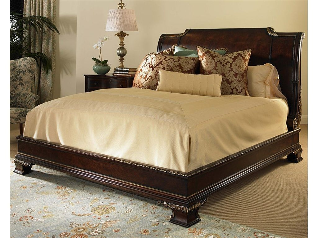King Size Bed Frame Modern King Size Bed Frame With