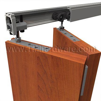 Pif 165a P C Henderson Folding Doors Room Dividers 165 Lbs Heavy Duty Alum Doors Up To 36 W X 10 In 2020 Room Divider Doors Folding Doors Wooden Sliding Doors