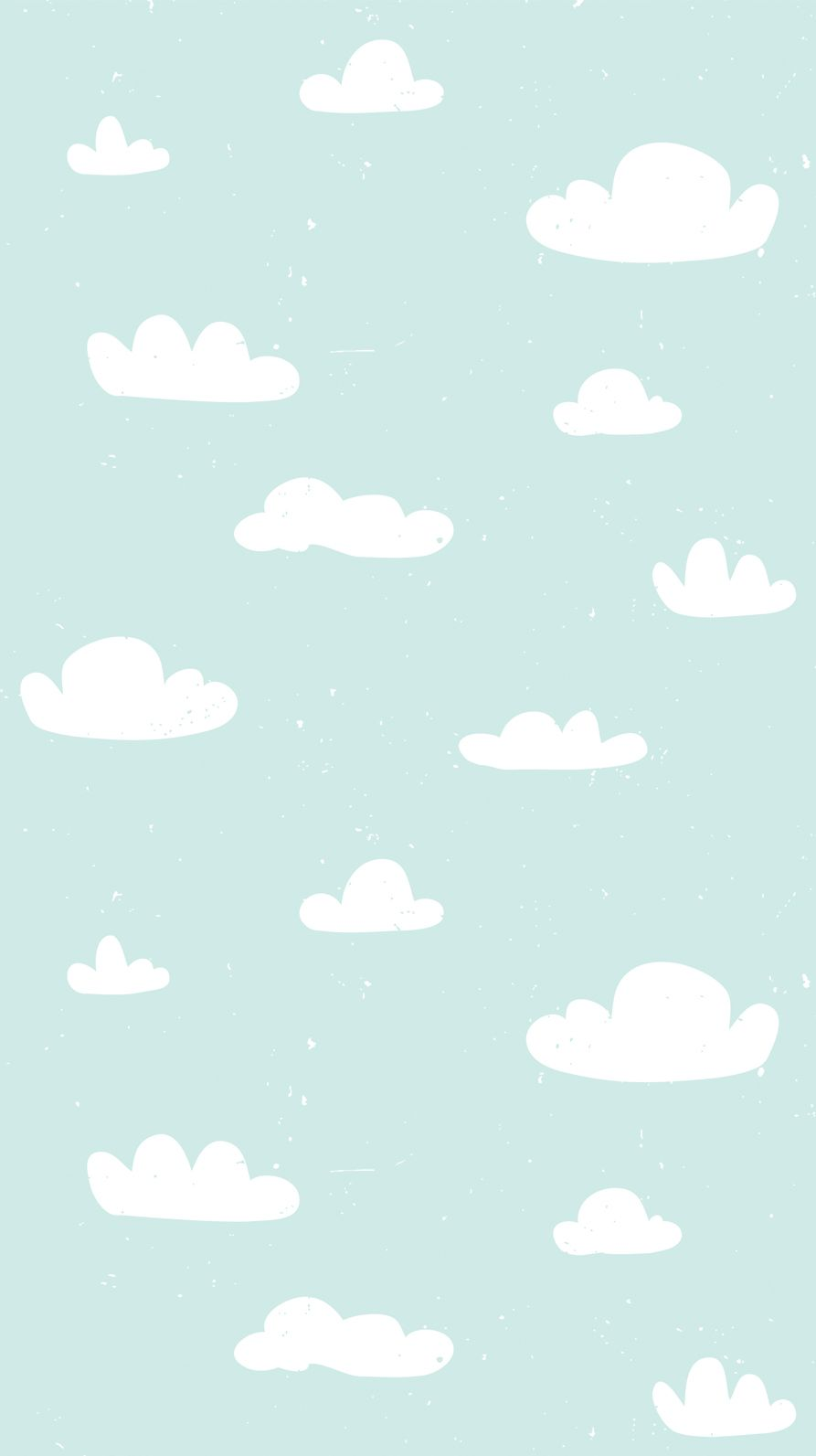 Love Blue Sky Iphone Wallpaper Home Screen Panpins Iphone