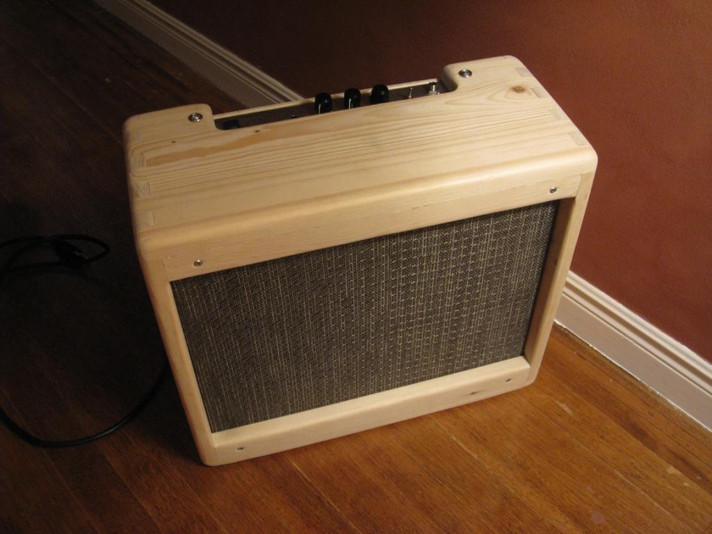 Pine Cabinet Guitar Cabinet Amp Guitar Amp