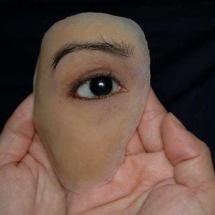 #artificialeye #orbitalprosthesis #anaplastology #maxillofacial #philippines Prosthetic Device, Prosthetic Makeup,