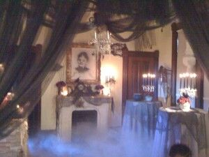 Haunted Mansion HGTV Block Party Transformation