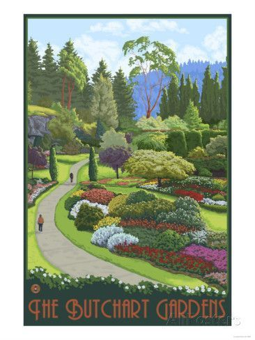 Butchart Gardens - Brentwood Bay, British Columbia, Canada Prints by Lantern Press #butchartgardens Butchart Gardens - Brentwood Bay, British Columbia, Canada Prints at AllPosters.com #butchartgardens Butchart Gardens - Brentwood Bay, British Columbia, Canada Prints by Lantern Press #butchartgardens Butchart Gardens - Brentwood Bay, British Columbia, Canada Prints at AllPosters.com #butchartgardens