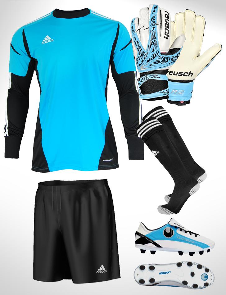 Abbigliamento per portieri Uniformes De Futbol 340d5f063b23d