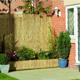 http://www.wickes.co.uk/Wickes-Reed-. Garden ScreeningGarden IdeasFingers