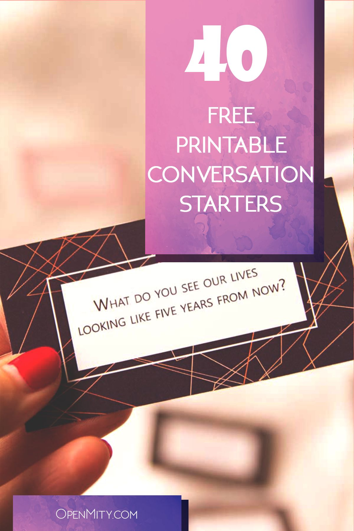 Free printable game for couples in 2020 conversation
