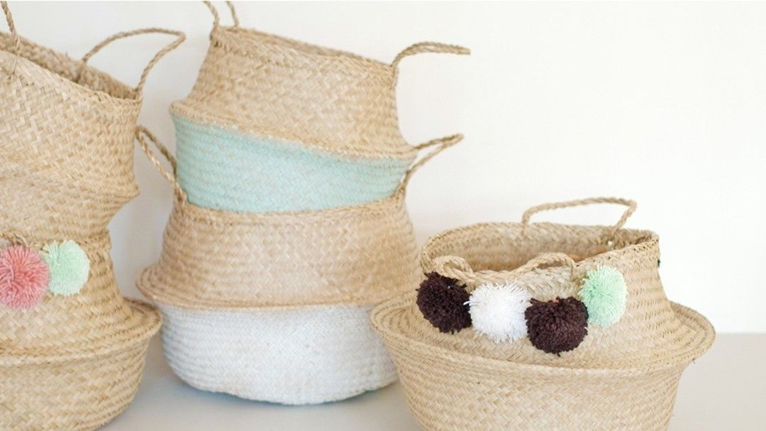 Gorgeous New Belly Baskets Online Now Perfect Storage For Toys