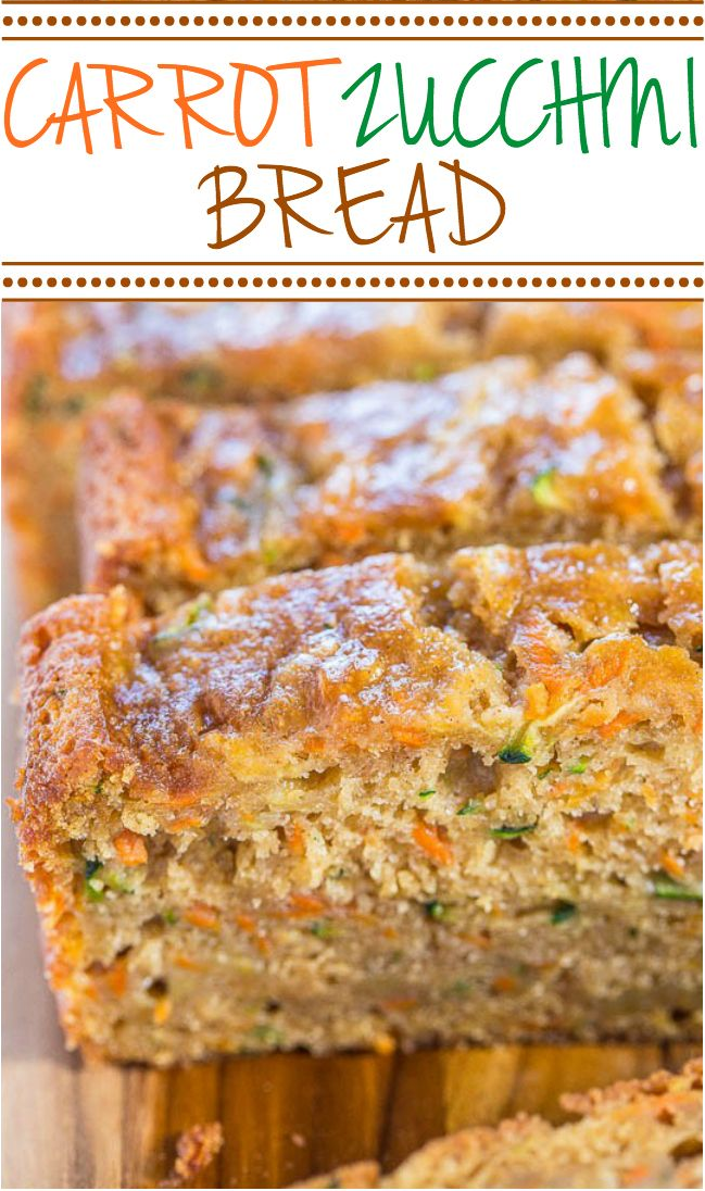 recipe: healthy carrot bread recipe [32]