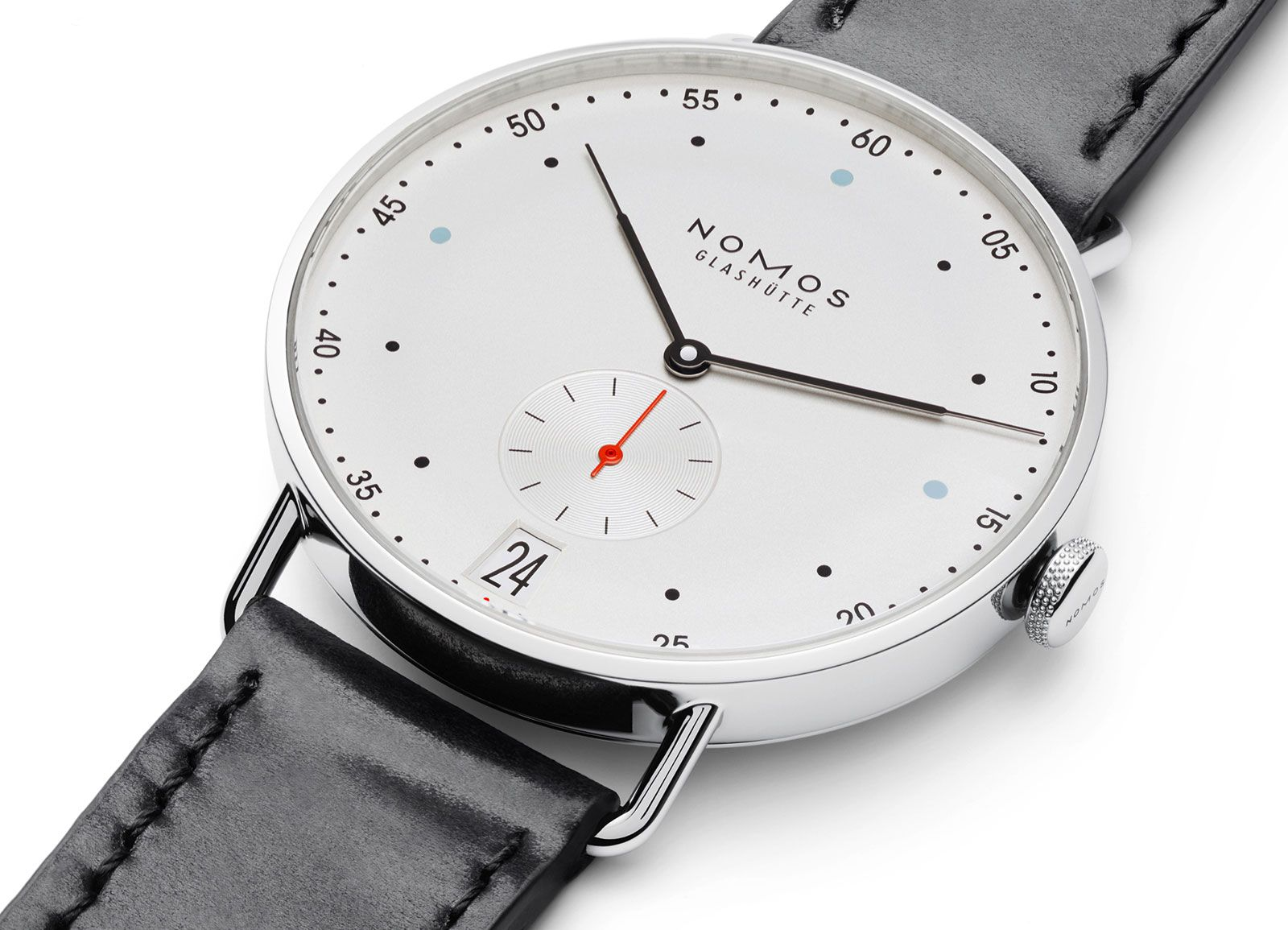 Watches by SJX: Introducing The Nomos Metro 38 Datum, Now In A Lar...