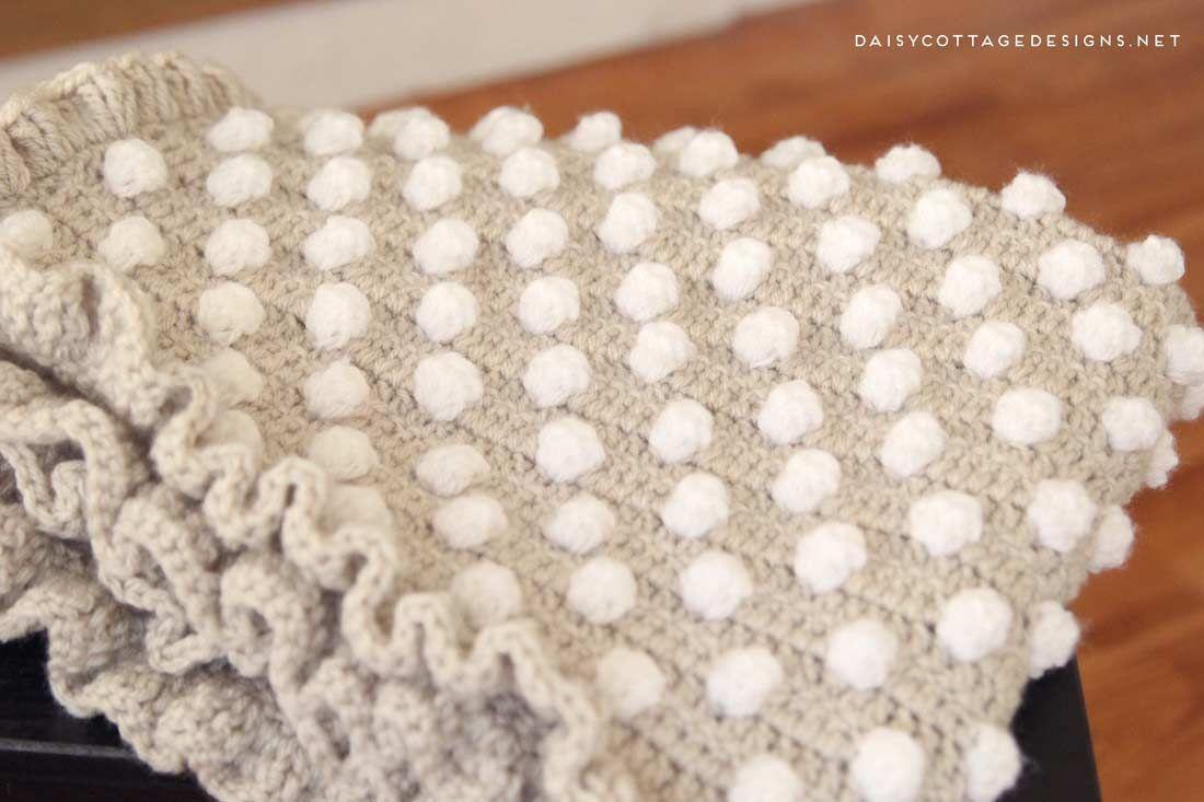 Crochet Baby Blanket Pattern from   Crochet baby blankets, Beautiful ...
