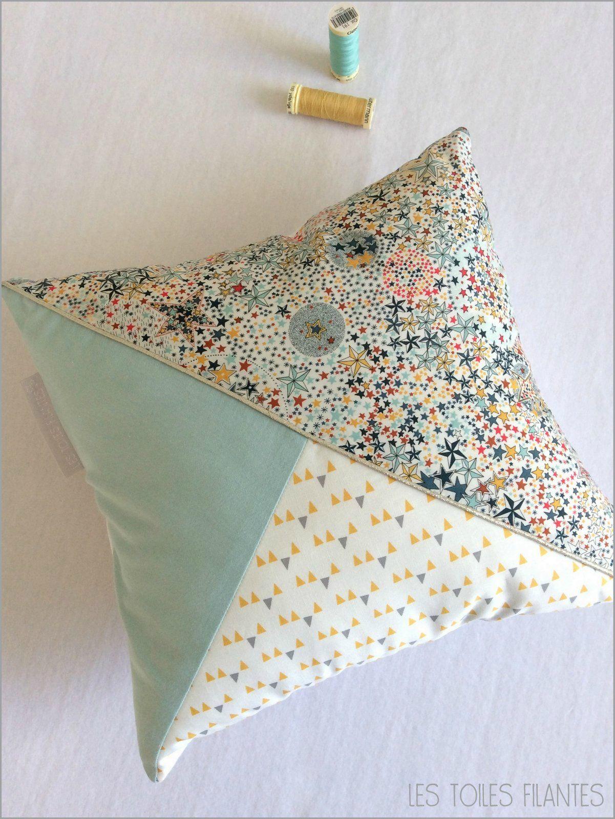 Couture Faire Des Housses De Coussins the liste de naissance | almofada patchwork, almofadas de