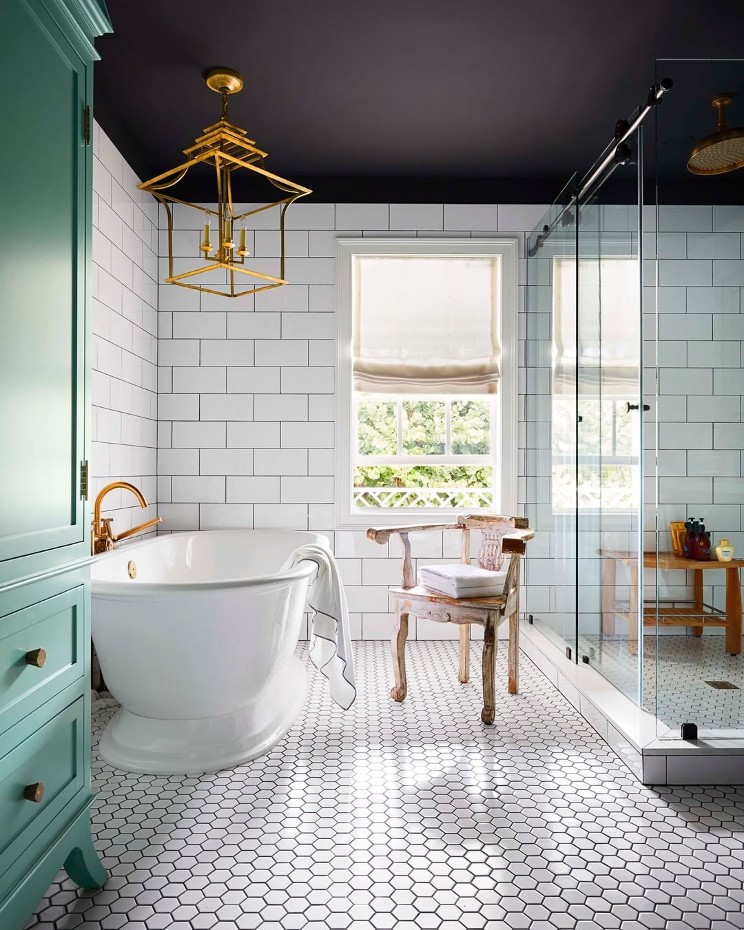 House Beautiful On Instagram If Staying In And Taking A Bath On A Saturday Night Is Wrong I Don T Want In 2020 Bathroom Renovation Remodeling Renovation Renovations