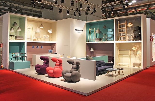 Exhibition Design | Exhibit Design | Salone Del Mobile ...