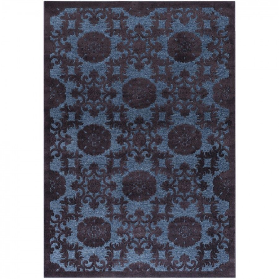 Couristan Trasitional Pav Bezel Medallion Chestnut Lapis Contemporary Rug 12296210076112t With Images Rugs Area Rugs Rug Shapes