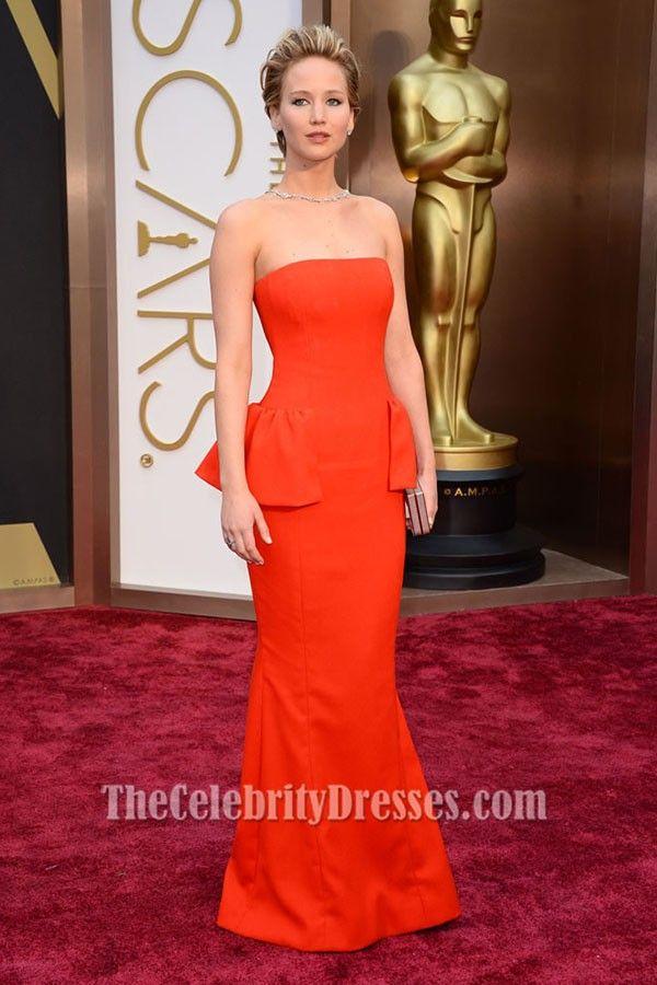 Jennifer Lawrence 2014 Dresses
