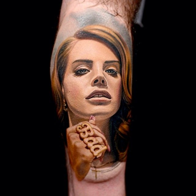 Hyperrealistic Tattoo Portraits Of Pop Culture Characters Nikko Hurtado Portrait Tattoo Tattoos