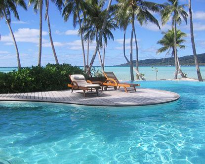Vacation places best tropical vacation spots top for Best relaxing vacation spots