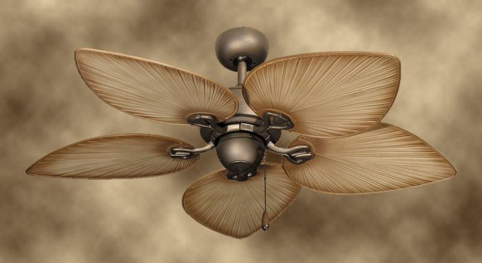This Fan Is Cool Tropical Ceiling Fans Ceiling Fan Rustic