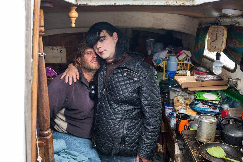 Misty (l.) und ihre Freundin Jennalynn sind transsexuell. Beide würden gerne...