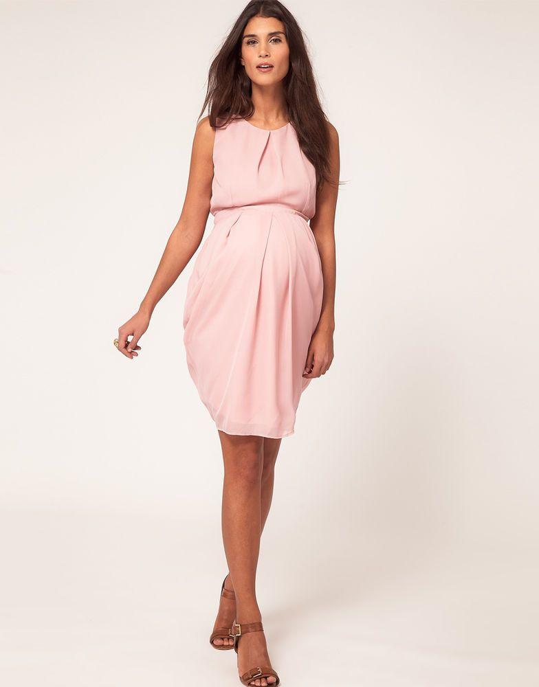 ASOS Maternity Exclusive Tulip Dress UK Size:16 EU Size:44 | ASOS ...