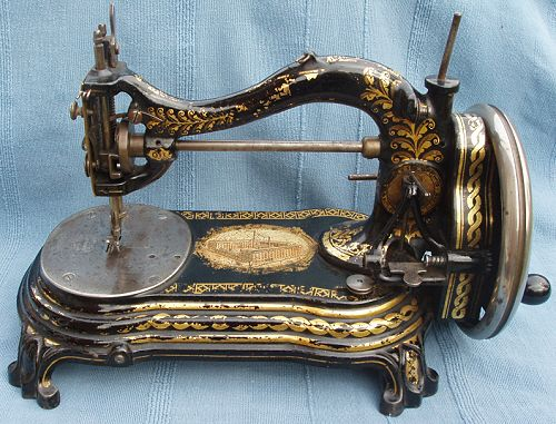 Bradbury's Wellington Ideas For The House Pinterest Vintage Awesome Sewing Machine Wellington
