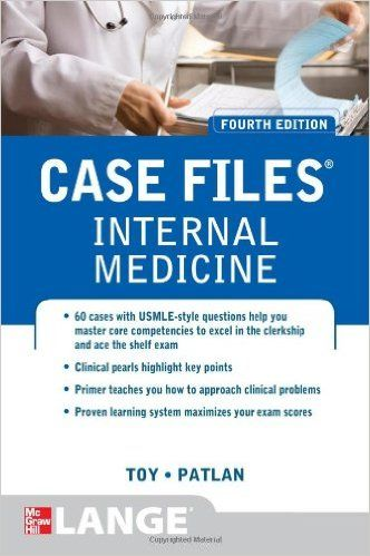 Case Files Internal Medicine 4th Edition PDF
