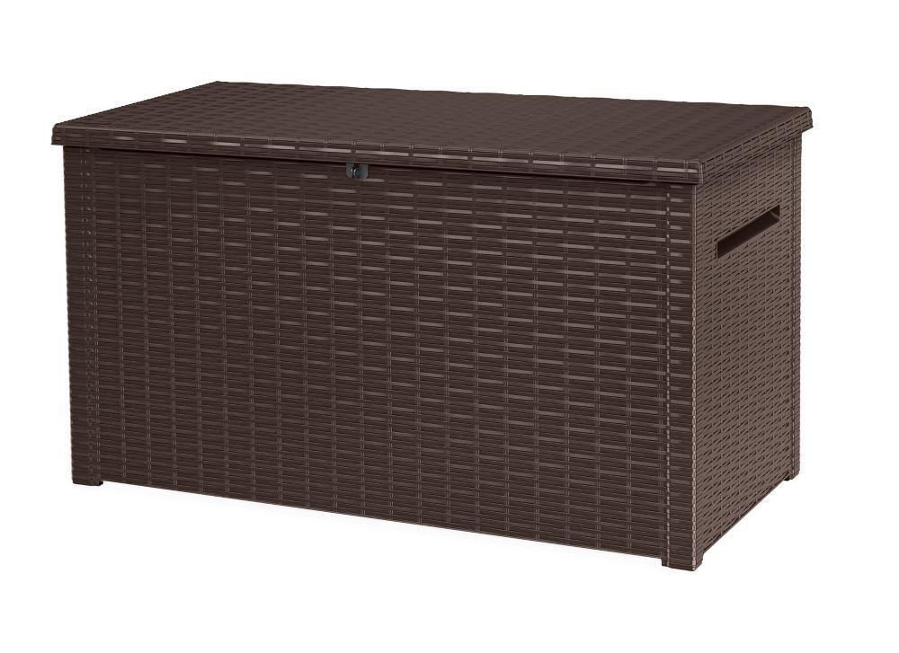 Java Deck Box An Extra Large And Elegant Storage Box 230g Products Deck Box Deck Storage Suncast Deck Box
