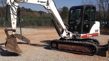 Bobcat 337 341 Excavator Service Repair Manual 515411001 Repair Manuals Excavator Repair