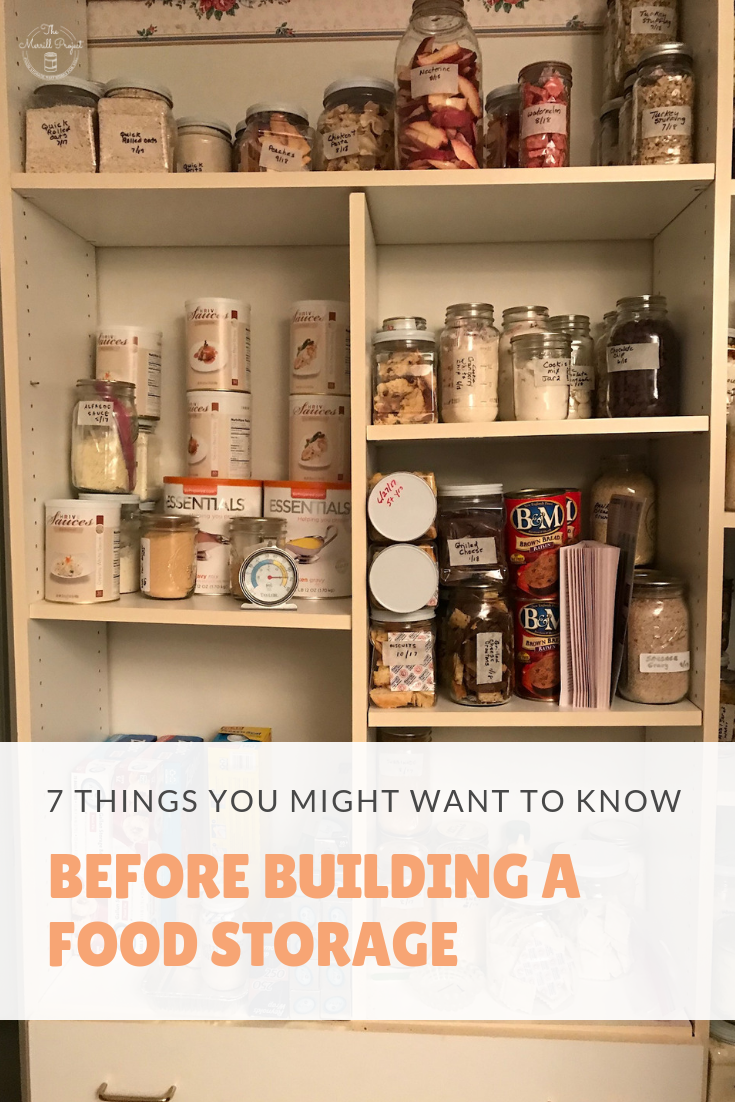7 Uncomfortable Truths About Food Storage Food Storage Long