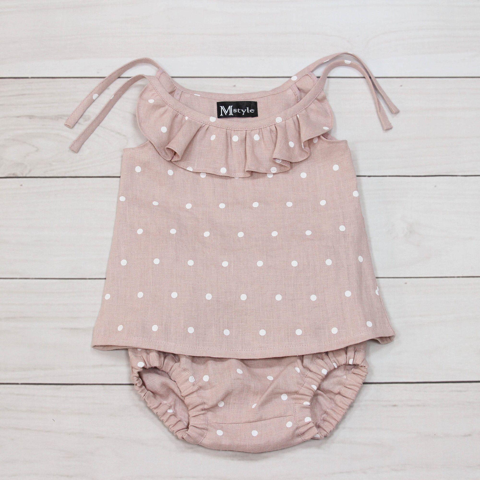 bloomer set pink bloomer set girls bloomers newborn outfit baby