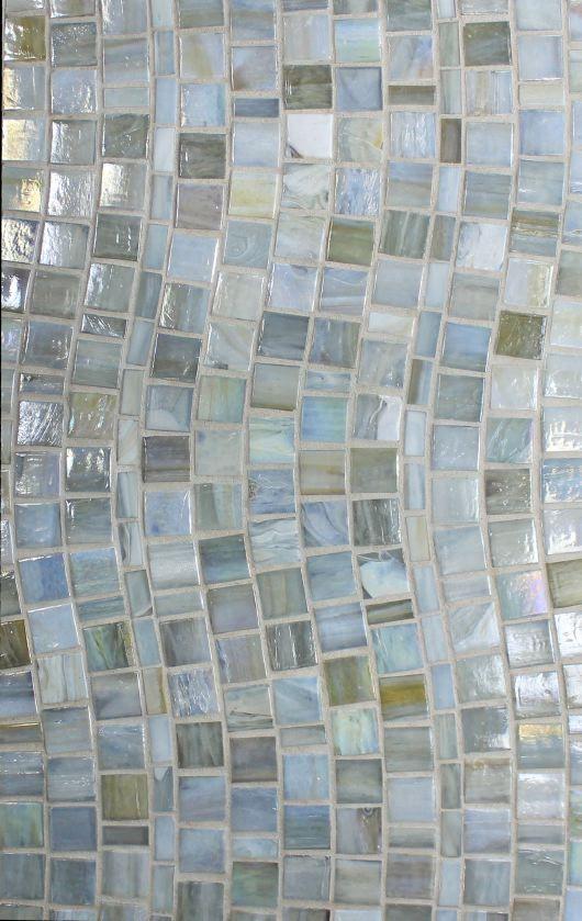 Ctm Tile Lunada Bay Agate Glass Pattern Rio Color