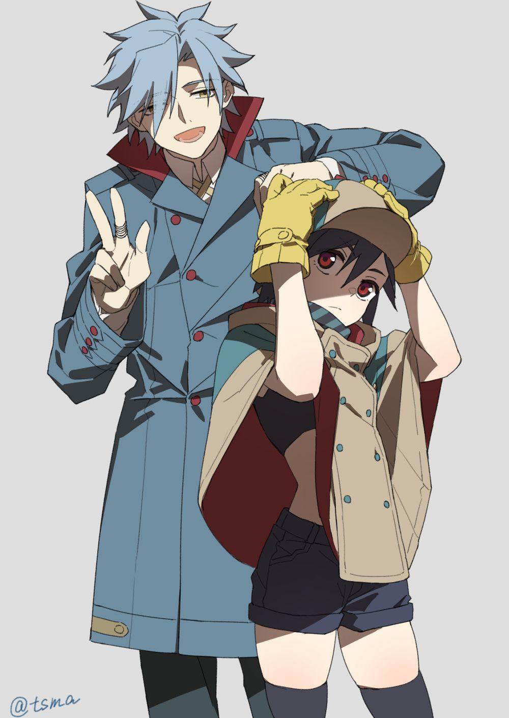 椿 五樹 on Anime