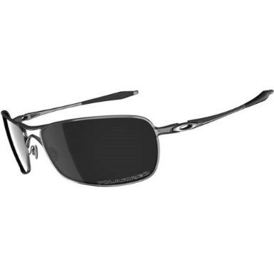 42e421a331 Amazon.com: OAKLEY POLARIZED CROSSHAIR 2.0 LEAD/BLACK IRIDIUM SUNGLASSES:  Clothing