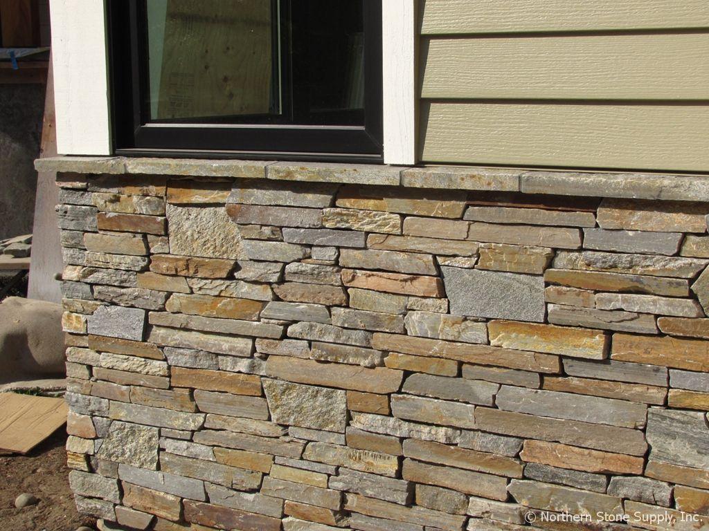 Stone Veneer Stone Rocky Mountain Quartzite E Z Set