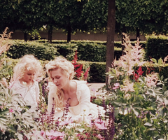 Marie Antoinette & Marie-Therese