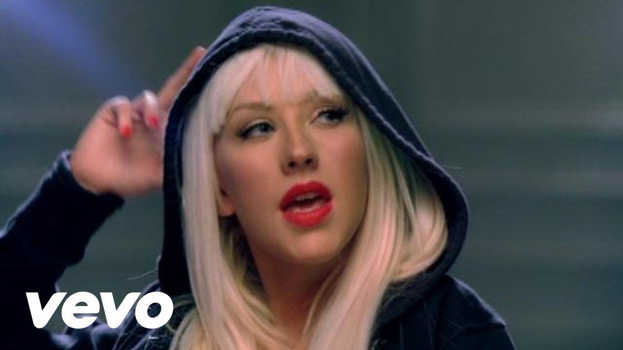 Christina Aguilera Keeps Gettin Better Christina Aguilera Music Videos Vevo Music Videos