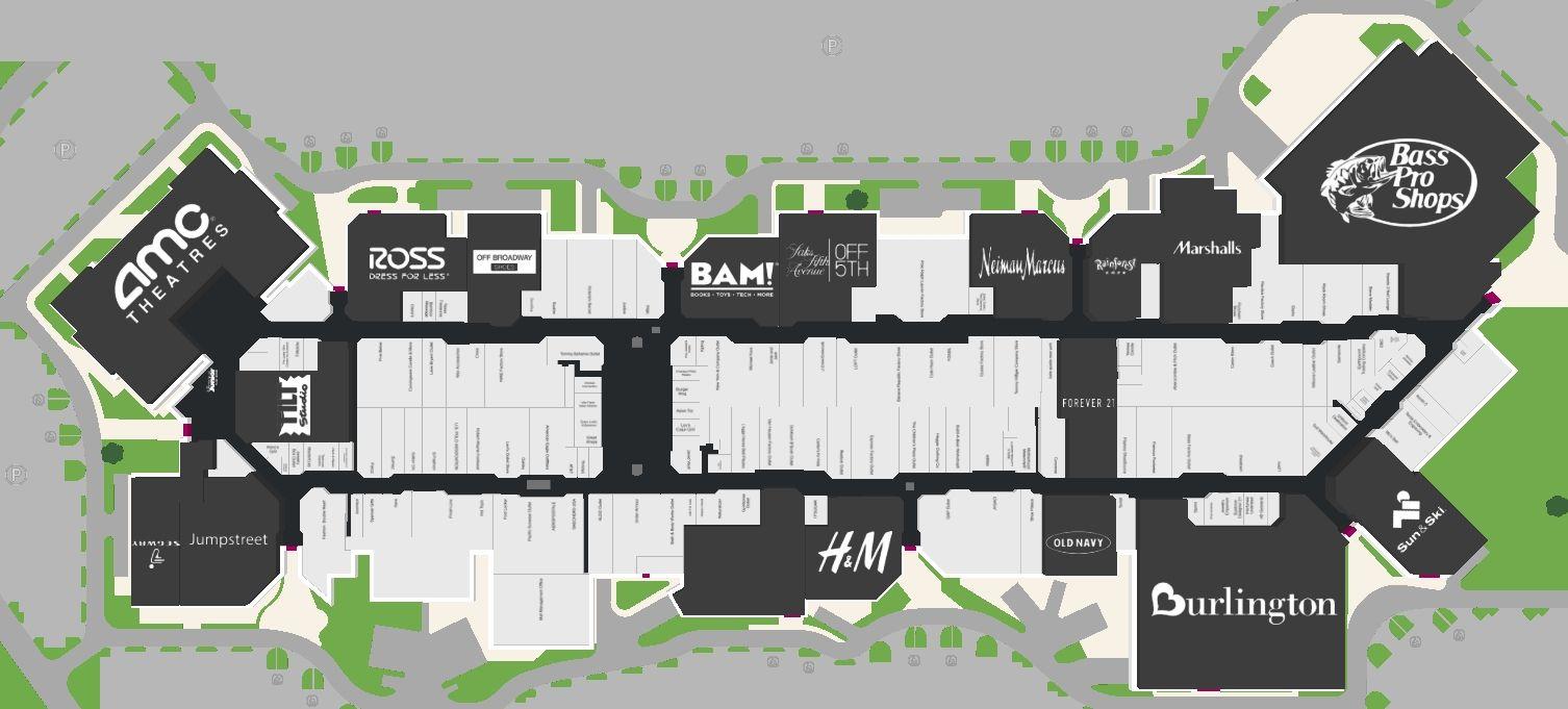 Katy Mills Shopping Plan Nail Place Katy Mall