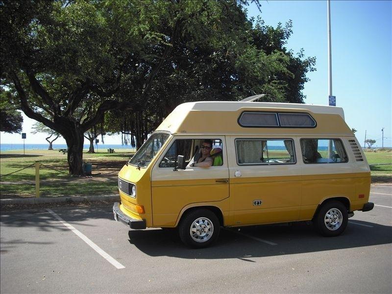 Recreational Vehicle vacation rental in Honolulu from VRBO