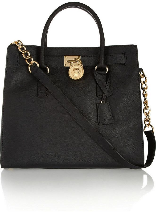 e03dcece482f $360, MICHAEL Michael Kors Michl Michl Kors Hamilton Large Textured Leather  Tote. Sold by