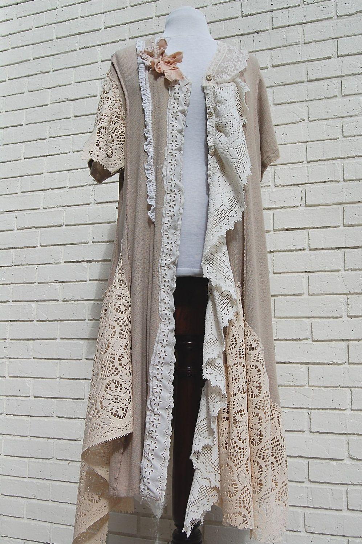 tattered coat shabby romantic