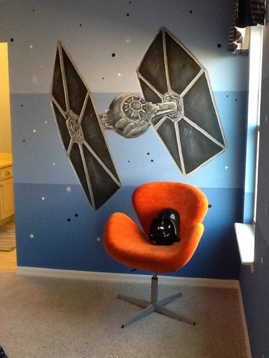 may the force be in your room 20 star wars nurseries kids rh pinterest com